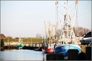 Friedrichskoog-Hafen