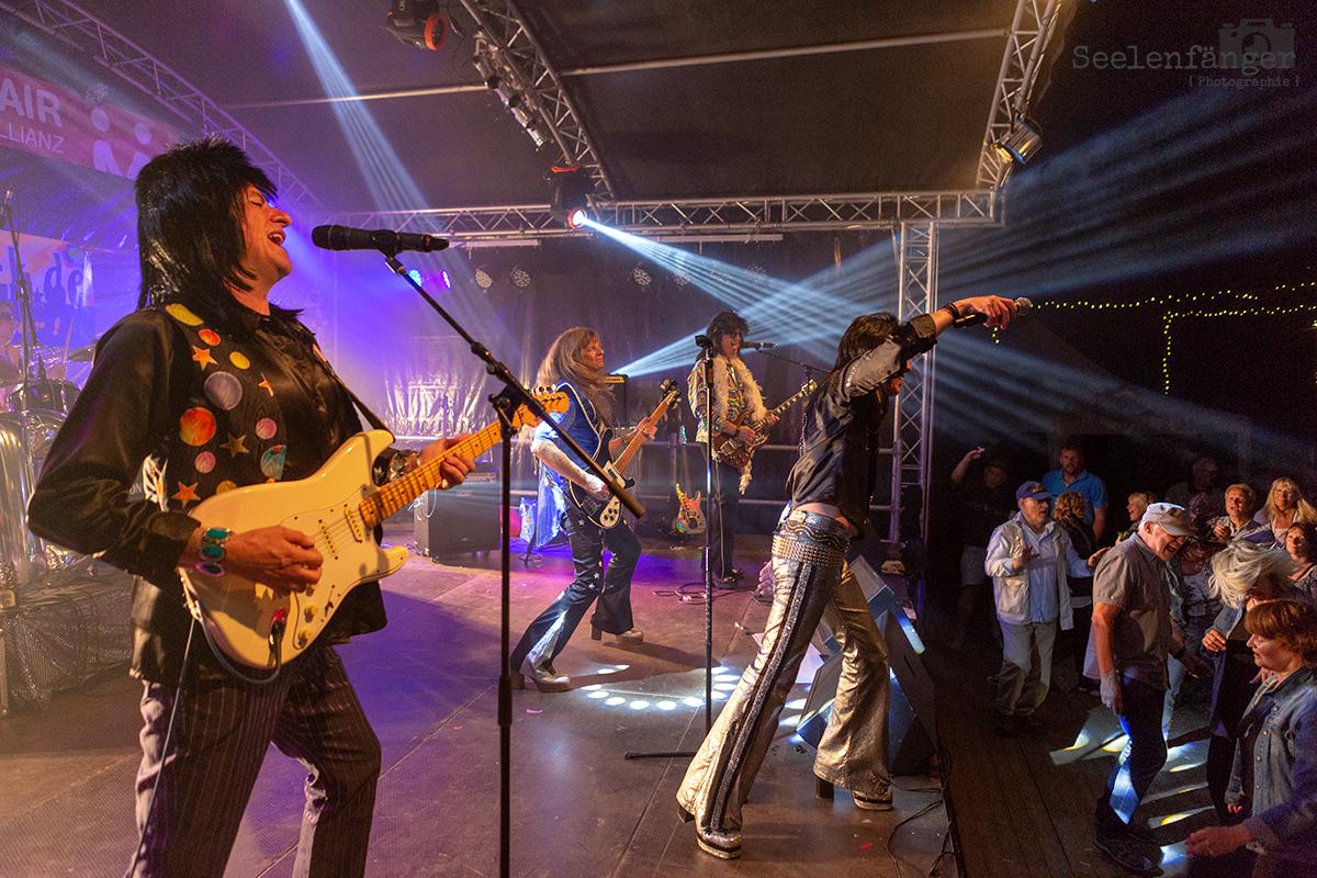 Sommer Open Air 2018 in Meldorf - Doctor Rock